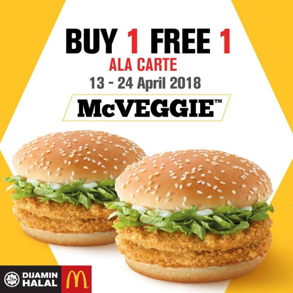 Mcdonalds hot deals cold days 2018